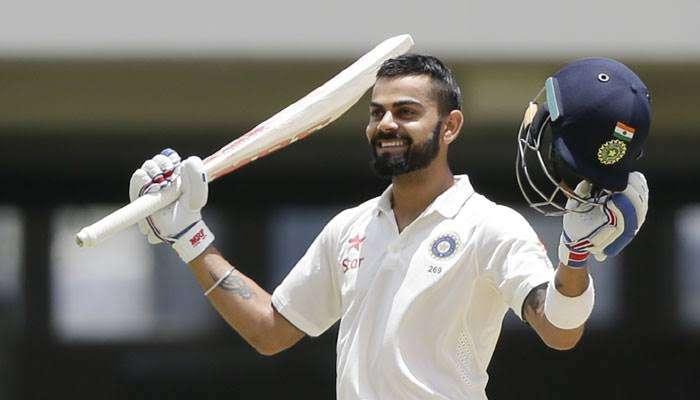 विराटने पाँटींगची केली बरोबरी, असं करणारा पहिला भारतीय कर्णधार
