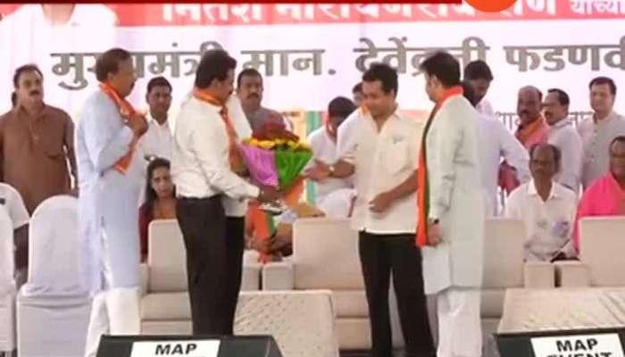 Kankavali Narayan Rane To Join BJP