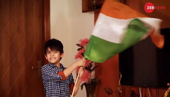 भारतीय चिमुकल्यांचा पाकिस्तानच्या मित्रांना सकारात्मक संदेश