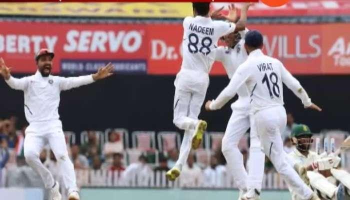 Virat Kohli On Team India Win 3rd Test