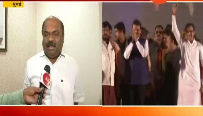 Mumbai Shiv Sena Leader Anil Parab On Rebel