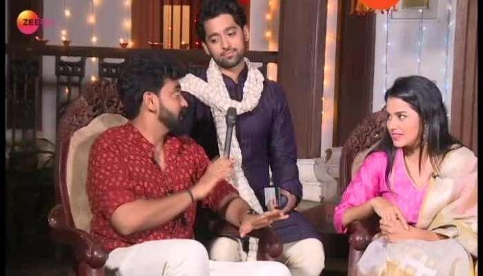 Diwali Celebration With Zee Yuva Celebrities