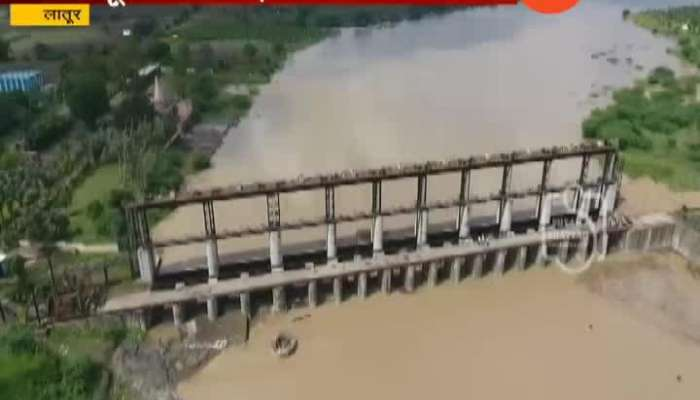 Latur Manjara Dam Water Level Full