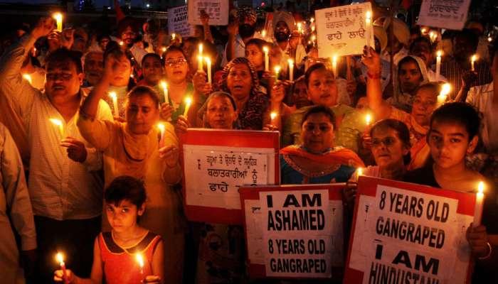 कठुआ बलात्कार प्रकरणास धक्कादायक वळण