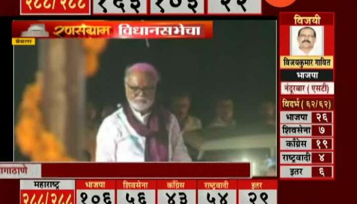 Yeola NCP Leader Chhagan Bhujbal To Shiv Sena