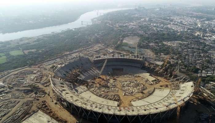 जगातलं सगळ्यात मोठं क्रिकेट स्टेडियम भारतात, जानेवारीमध्ये होणार उद्घाटन