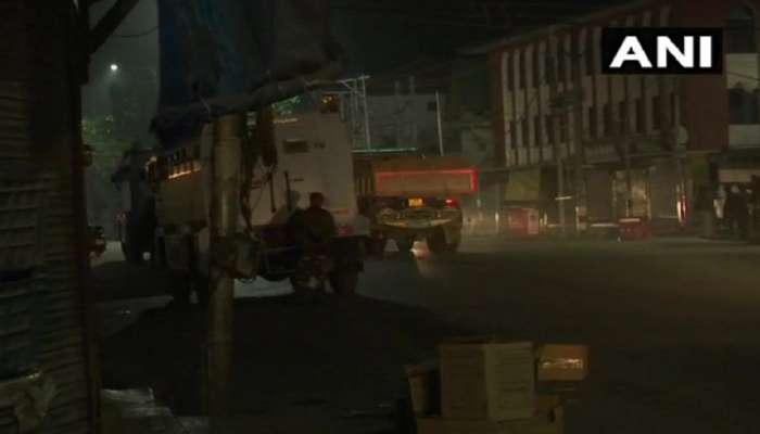 श्रीनगरमध्ये दशतवादी हल्ला, सहा जवान जखमी
