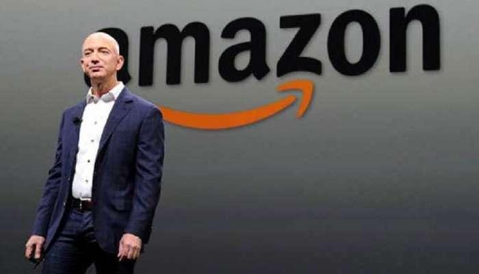 Amazonचे संस्थापक जगातील सर्वात श्रीमंत व्यक्ती; संपत्तीचा आकडा...