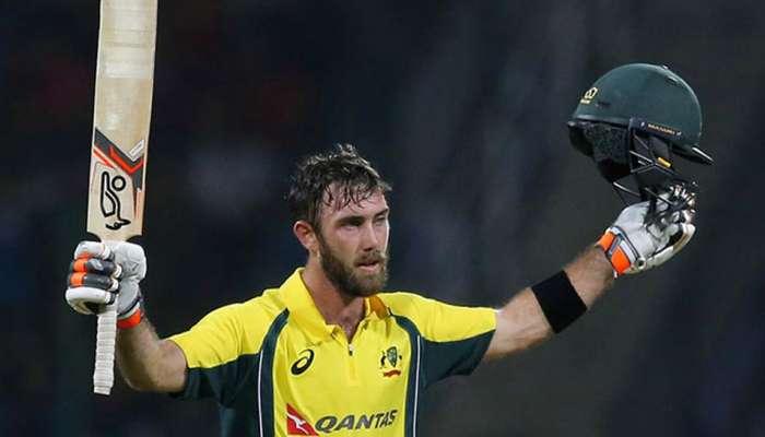 मानसिक आजारामुळे ग्लेन मॅक्सवेलचा क्रिकेटमधून ब्रेक