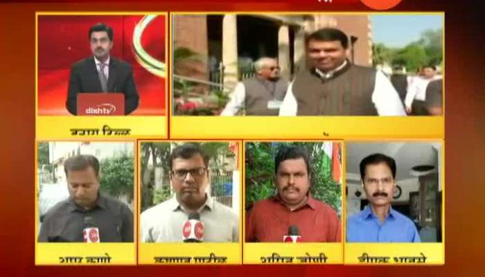 Aajcha Ajenda Maharashtra Suffering From Political Crisis On Day 14 After Election Results