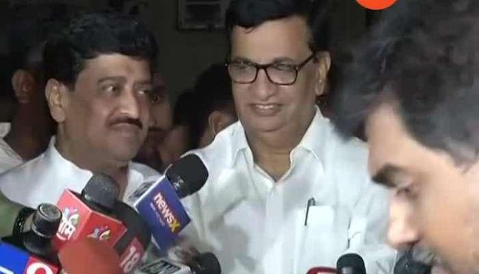 Maharashtra political crisis congress wait and watch policy