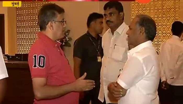 Mumbai Shiv Sena Leader Anil Parab On MLA At Hotel Retreat Are Allowed To Go Home