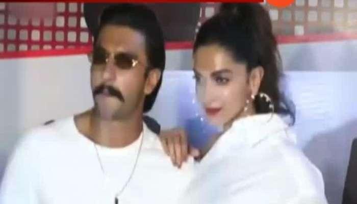 Spotlight  Deeika Padukone and Ranveer Singh celebrate their First Wedding Anniversary