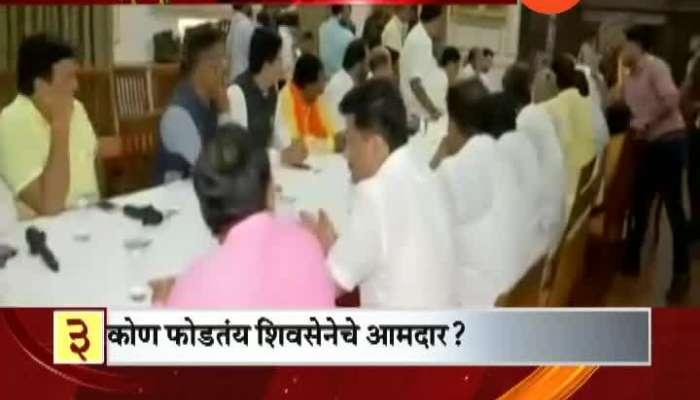 Mumbai Abdul Sattar On Sena MLA