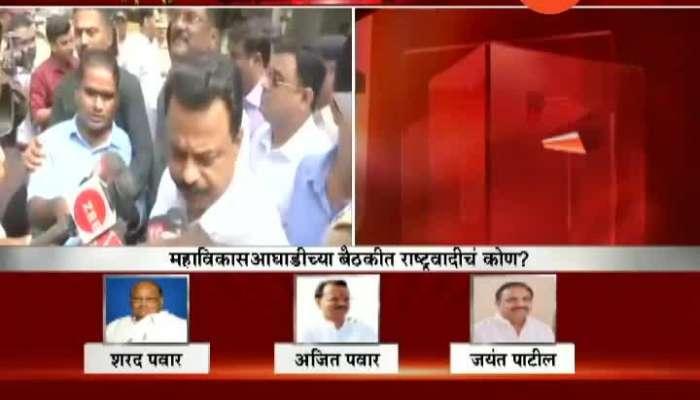 Mumbai Shivsena MLA sunil prabhu On CM post