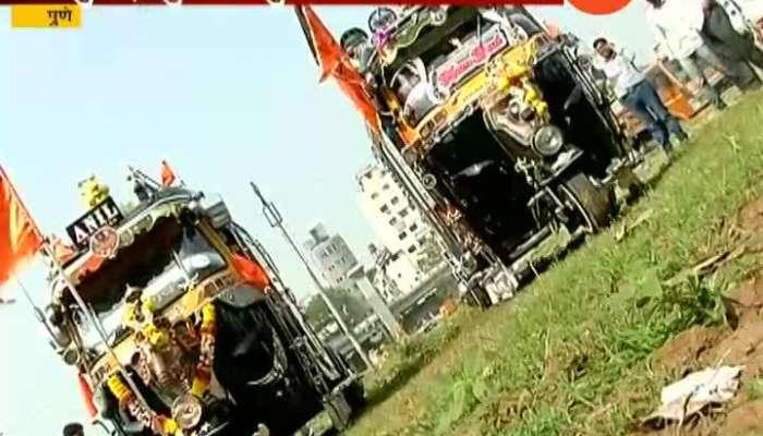 Pune Rickshaw Ramp Walk