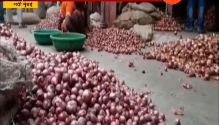 New Mumbai Onion Rate Hike