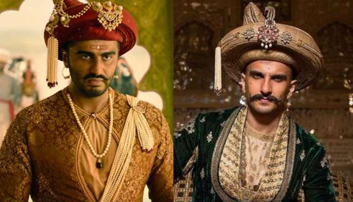 Panipat : 'बाजीराव' रणवीरशी तुलना होण्याविषयी अर्जुन म्हणतो....