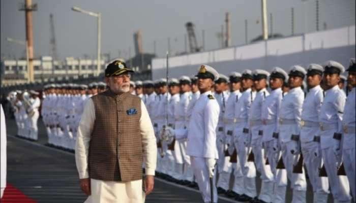 Navy Day : भारतीय नौदलाचं अफाट सामर्थ्य