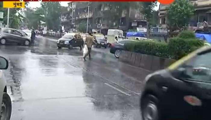 Mumbai Possible To Uncertain Rain Update At 10 Am