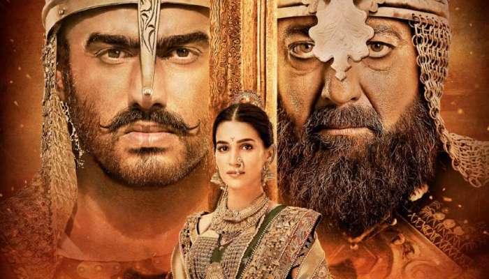 Panipat Movie Review : 'अर्जुना'च्या 'पानिपत'ची यशस्वी 'क्रिती'