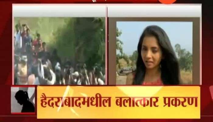Mumbai Marathi Actor Sayli Sanjeev On Reaction Hyderabad Four Rapist Encounter