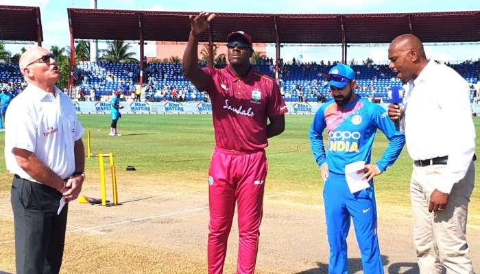 भारत-वेस्ट इंडिज सीरिजमध्ये पहिल्यांदाच वापरला जाणार हा नियम