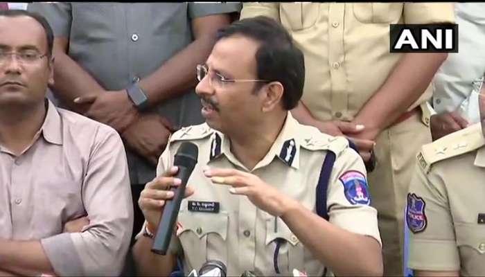 आम्ही स्वसंरक्षणासाठी गोळीबार केला; हैदराबाद पोलिसांचे स्पष्टीकरण