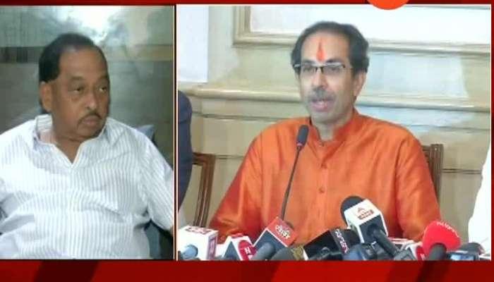 Sindhudurg Narayan Rane Criticise Uddhav Thackeray As Maharashtra CM