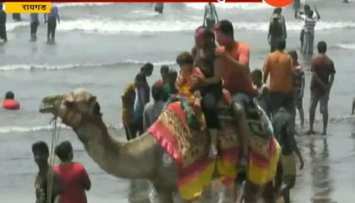 Raigad Tourist Season Begins