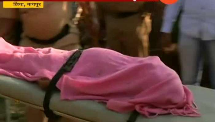 5 year old girl was allegedly killed after a rape attempt by a 32 year old man in Nagpur