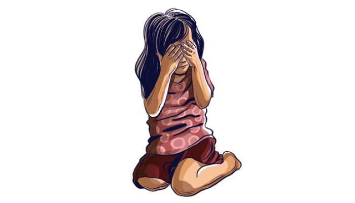 नाशिकमध्ये खाऊचे आमिष दाखवून 7 वर्षीय चिमुकलीवर बलात्कार