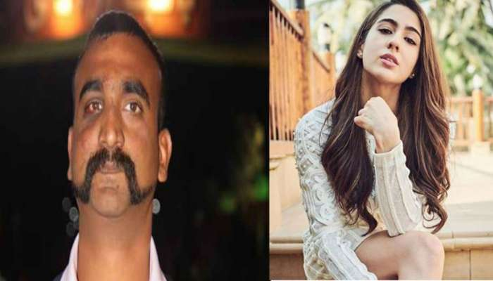 पाकिस्तानमध्ये अभिनंदन वर्थमान आणि सारा अली खान Most-searched personalities
