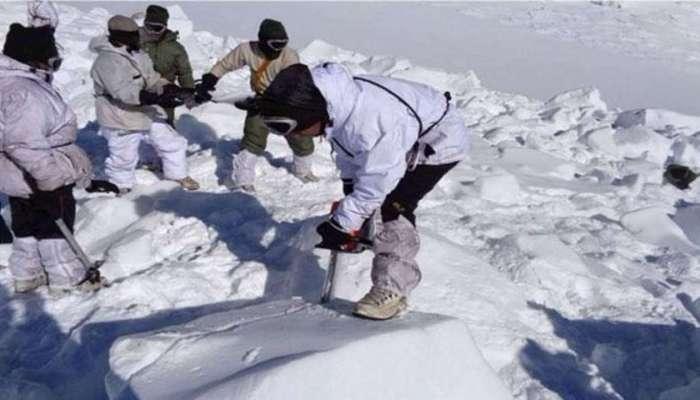 रक्त गोठवणाऱ्या थंडीत 'स्नो ग्लासेस'अभावी सैनिकांचा संघर्ष