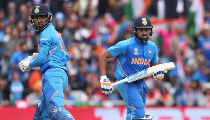 भारताने वेस्ट इंडिजच्या बॉलरना लोळवलं, रोहित-राहुलचं शतक