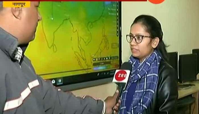 Nagpur Cold Temperature