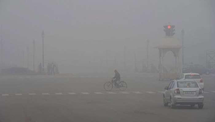 शिमल्याहूनही दिल्लीत थंडीचा कडाका