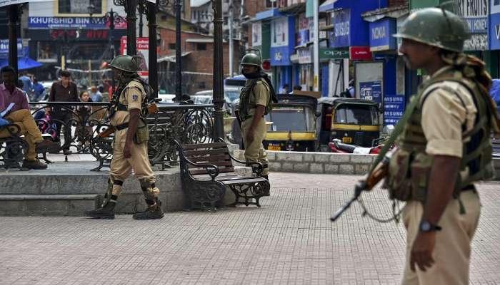 काश्मीर खोऱ्यात एसएमएस सेवा सुरु