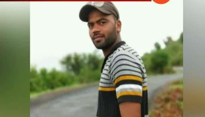 Satara Son Sandip Raghunath Sawant Martyr In Jammu Kashmir Naushera Sector
