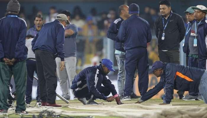फक्त एका चुकीमुळे भारत-श्रीलंकेतली पहिली टी-२० रद्द