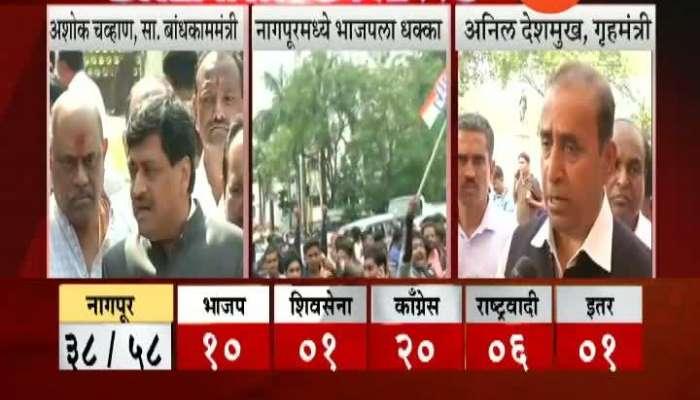 Mumbai Congress Leader Reacts On Nagpur ZP Win By Maha Vikas Aghadi