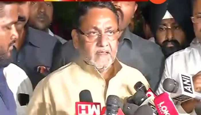 If proofs found we will start again Justice Loya case inquiry says NCP leader Nawab Malik