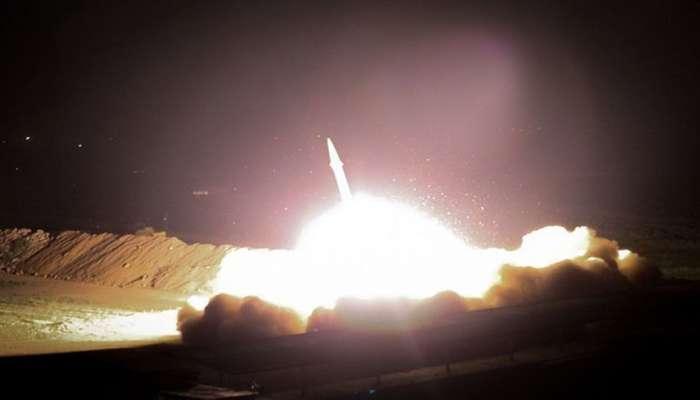 इराणचा अमेरिकेच्या लष्करी तळांवर हल्ला, १२ क्षेपणास्त्रांचा मारा