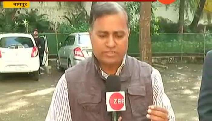 Nagpur Jan Manch Former President Sharad Patil Demand Inquiry On Irrigation Scam
