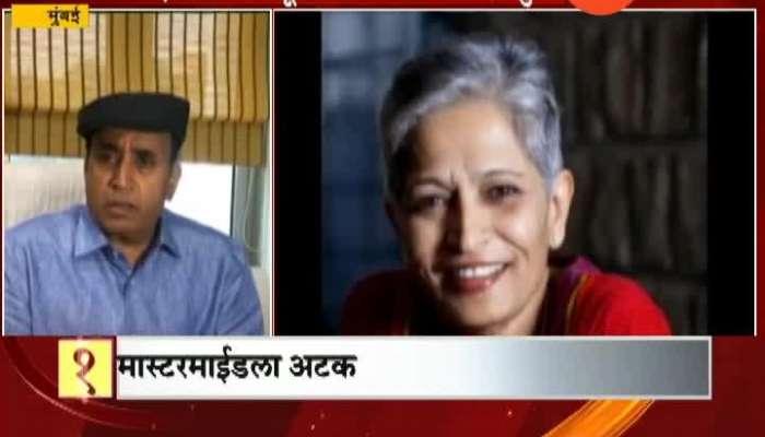Mumbai Home Minister Anil Deshmukh On Hrishikesh Devdikar