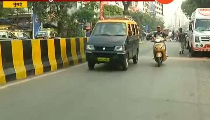 Mumbai Three Light On Taxi Cab