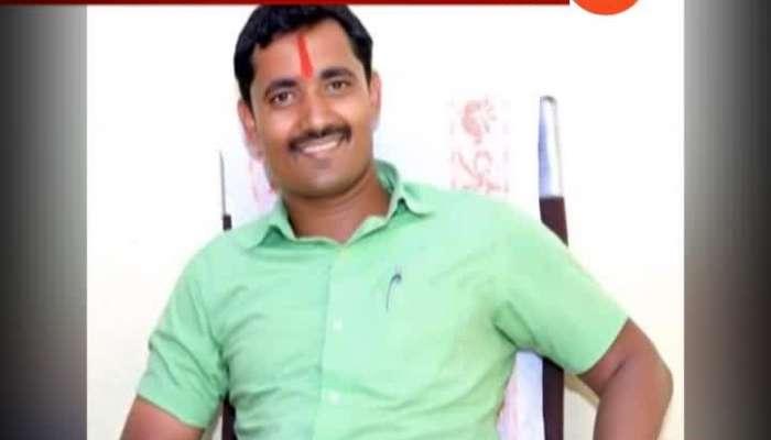 Latur Suresh Chitte Martyr In Siachen Form Deficiency Of Oxygen
