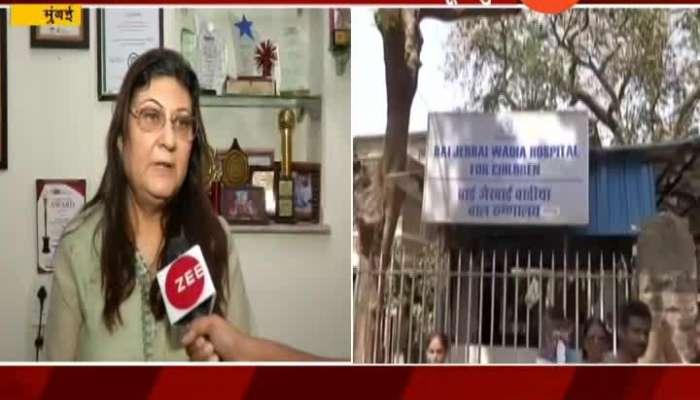Mumbai Wadia Hospital CEO Mini Bodhanwala On OPD Begins And Special Surgery Begins