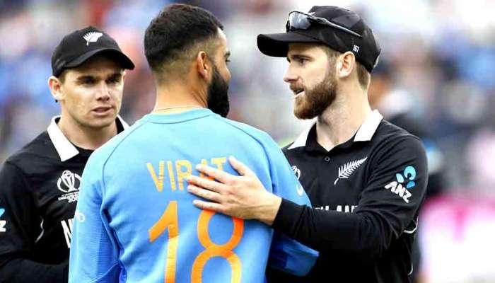भारताविरुद्धच्या टी-२० सीरिजसाठी न्यूझीलंड टीमची घोषणा, ८ खेळाडूंना दुखापत
