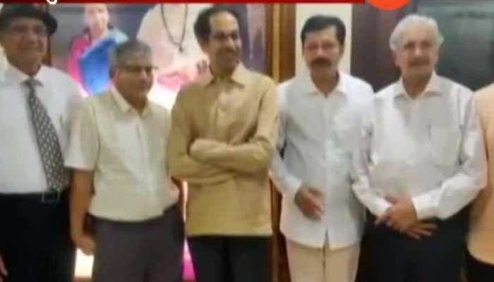 Mumbai Prakash Ambedkar Meet CM Uddhav Thackeray